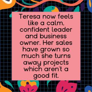 Teresa Watkins from Monster Creative